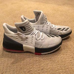 Adidas Dame Lillard 3 basketball shoe
